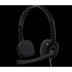 Logitech H151 Single Pin Headset 981-000587