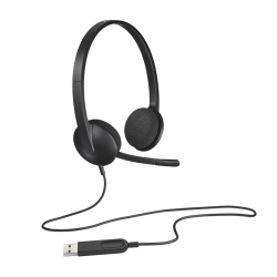 Logitech H340 USB Headset 981-000477
