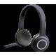 Logitech H600 Wireless Headset Via USB Receiver