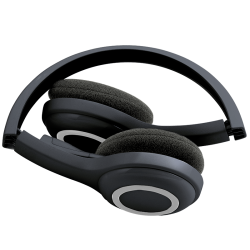 Logitech H600 Wireless Headset Via USB Receiver