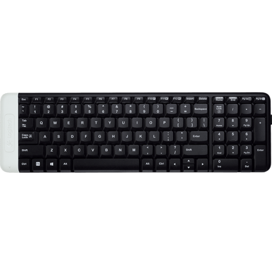 Logitech K230 Compact Wireless Keyboard 920-003357