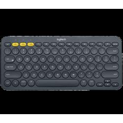 Logitech K380 Multi-Device Bluetooth Keyboard Black 920-007596