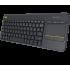 Logitech K400+ Wireless Touch Keyboard 920-007165