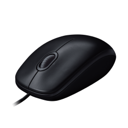 Logitech M100R Full-size Corded Mouse 910-005005