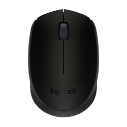 Logitech M170 Wireless Mouse Black 910-004658