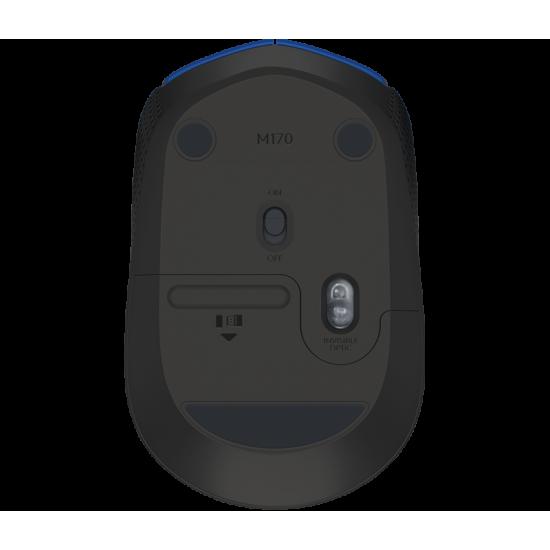 Logitech M171 Wireless Mouse Black 910-004655