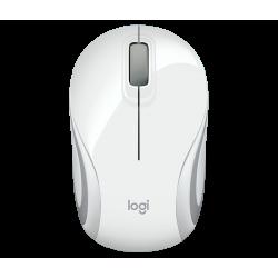 Logitech M187 Wireless Mini Mouse White 910-005380