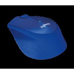 Logitech M331 Silent Plus Blue 910-004915