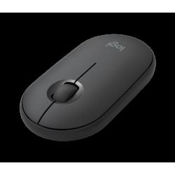 Logitech Pebble M350 Slim Wireless Mouse Graphite 910-005602