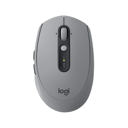 Logitech M590 Wireless Multi-Device Silent Mouse Grey 910-005204
