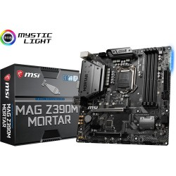 MSI MotherBoard MAG Z390M MORTAR