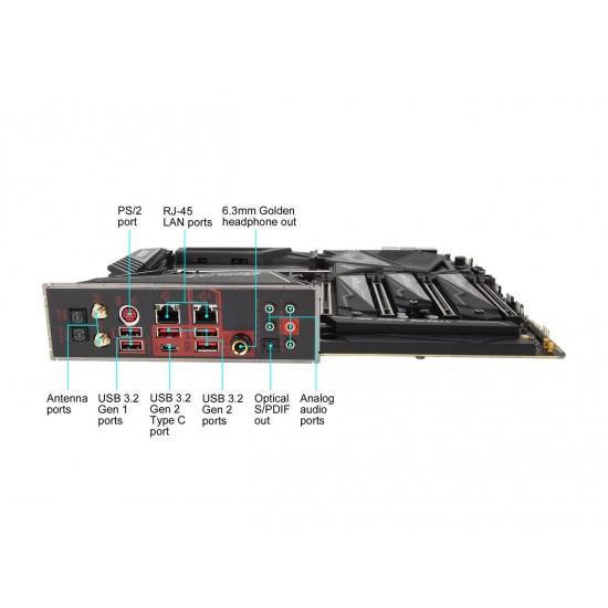 MSI MotherBoard MEG X570 GODLIKE Deltapage.com