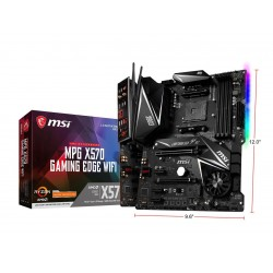 MSI MotherBoard MPG X570 GAMING EDGE WIFI