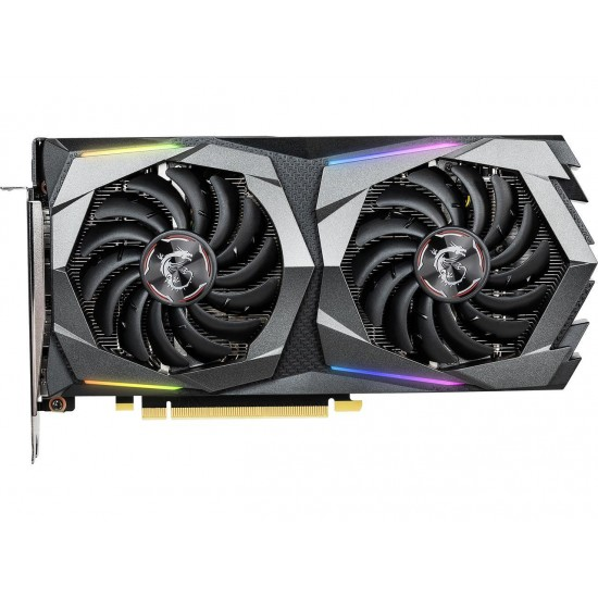 MSI GeForce GTX 1660 Ti GAMING X 6GB DDR6 Deltapage.com