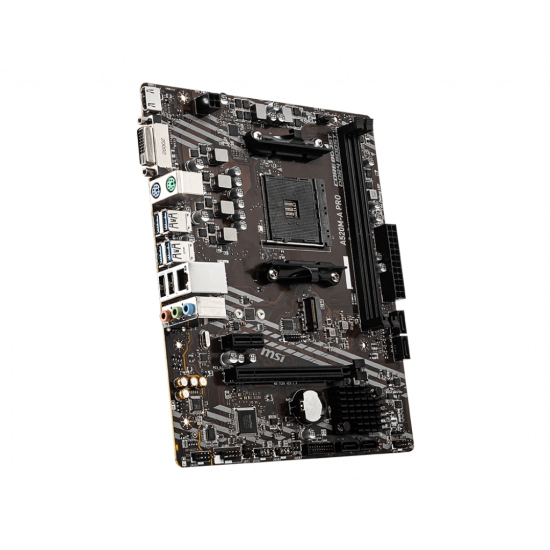 MSI MotherBoard A520M-A PRO