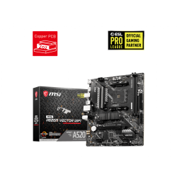 MSI MotherBoard A520M Vector WiFi