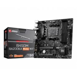 MSI Board B450M BAZOOKA MAX WIFI