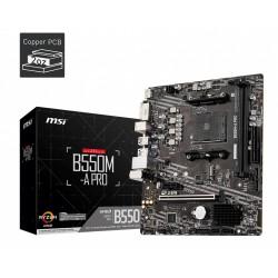 MSI Board B550M-A PRO