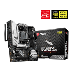 MSI MotherBoard MAG B550M MORTAR WiFi