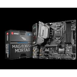 MSI MotherBoard MAG B365M MORTAR