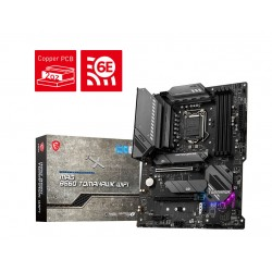 MSI Board MAG B560 TOMAHAWK WIFI For Intel 10th & 11th Gen  Processors