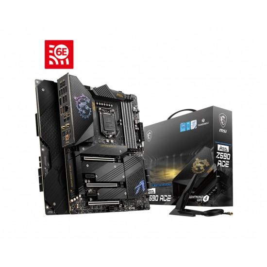MSI Board MEG Z590 ACE For Intel 10th & 11th Gen  Processors