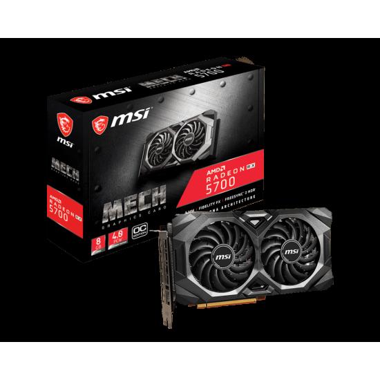 MSI Radeon RX 5700 MECH OC GDDR6 8GB