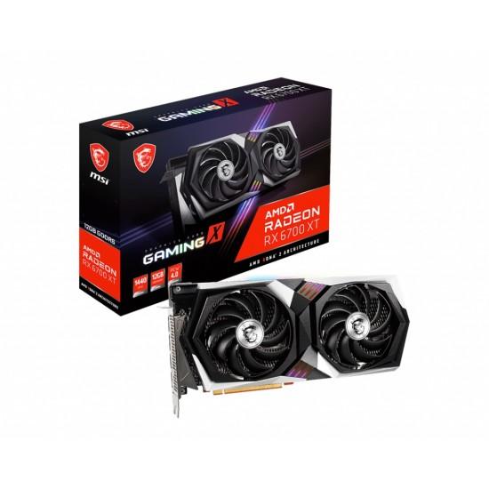 MSI Radeon RX6700 XT GAMING X 12G GDDR6  12GB