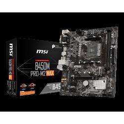 MSI MotherBoard B450M PRO-M2 MAX