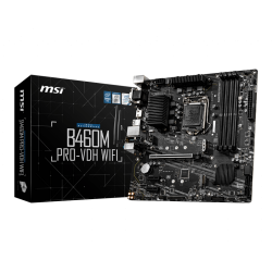 MSI MotherBoard B460M PRO-VDH WiFi