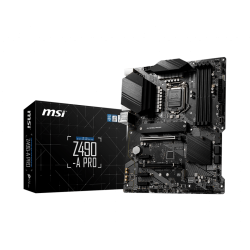 MSI MotherBoard Z490 A PRO