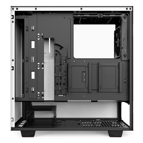 NZXT Case H700i Matte White CA-H700W-WB Deltapage.com