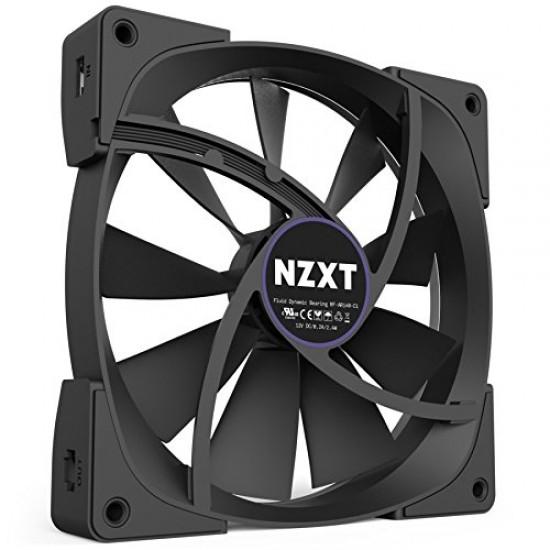 NZXT Accessories Aer RGB 120MM RF-AR120-B1 Deltapage.com