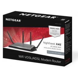 Netgear D7800 AC2600 WiFi VDSL ADSL Modem Router