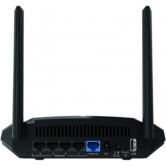 Netgear R6120 AC1200 Dual Band WiFi Router Deltapage.com
