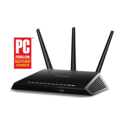 Netgear R7000 Nighthawk AC1900 Smart WIFI Router Dual Band Gigabit
