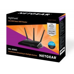 Netgear R7000P Nighthawk AC2300 Smart WIFI Router Dual Band Gigabit