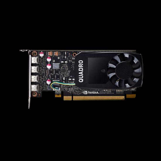 Nvidia Quadro P1000 4GB DDR5 Deltapage.com
