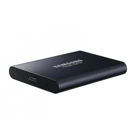Samsung T5 External 1 TB USB SSD MU-PA1T0B/WW Deltapage.com