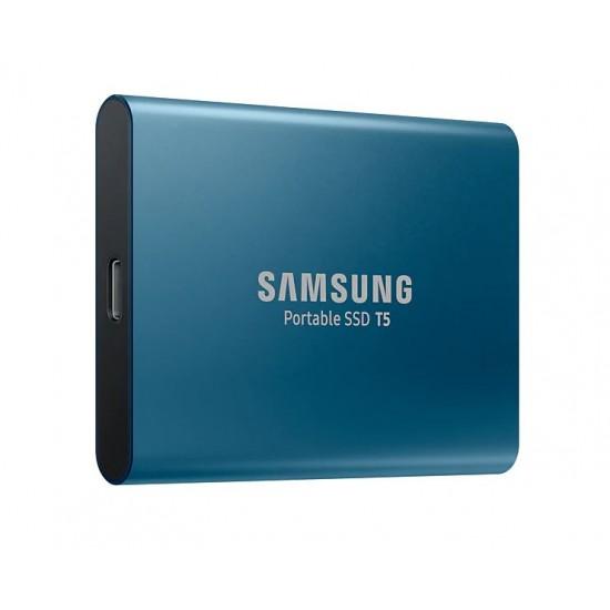 Samsung T5 External 500 GB USB SSD MU-PA500B/WW Deltapage.com