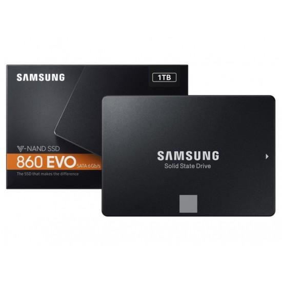 Samsung 860 EVO 1 TB SATA SSD MZ-76E1T0BW Deltapage.com