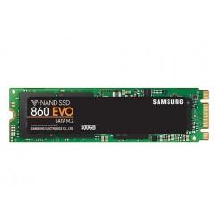 Samsung 860 EVO 500 GB M.2 SSD MZ-N6E500BW