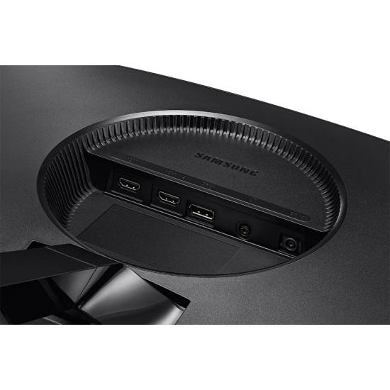 "Samsung Curved 24""  1920 x 1080 VA Panel LC24RG50FQWXXL"