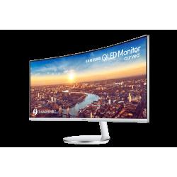 "Samsung Ultra Wide 34""  C34J79 3440 X 1440 VA Panel LC34J791WTWXXL"
