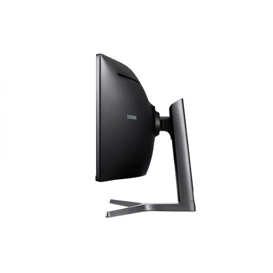 "Samsung Curved QLed 49""  5120 x 1440 VA Panel LC49RG90SSWXXL"