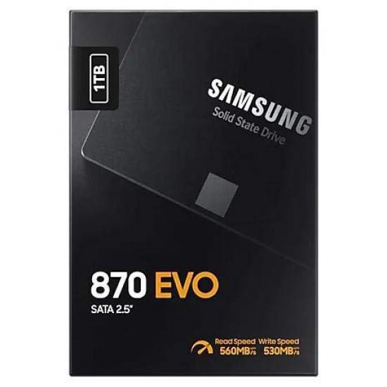 Samsung 870 EVO 1 TB SATA SSD MZ-77E1T0BW Deltapage.com