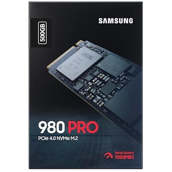 Samsung 980 PRO NVMe M.2 SSD 500GB MZ-V8P500BW