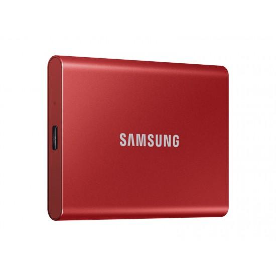Samsung Portable SSD T7 USB 3.2 500GB (Gray)