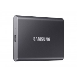 Samsung Portable SSD T7 USB 3.2 500GB (Gray) MU-PC500T