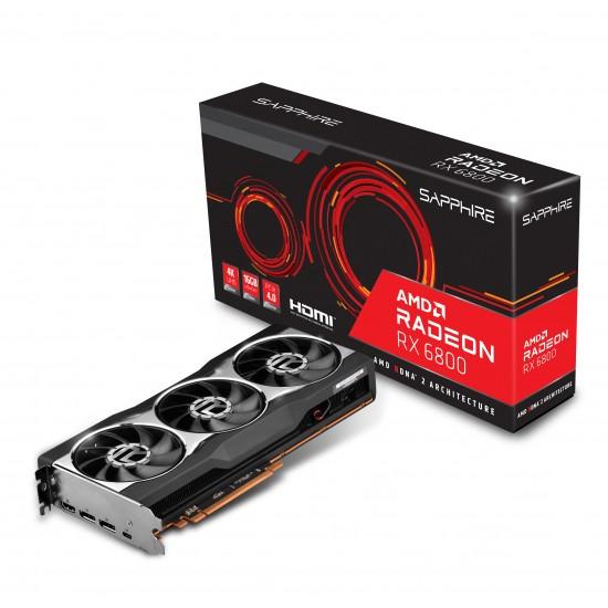 Sapphire AMD Radeon RX 6800 Gaming 16GB DDR6